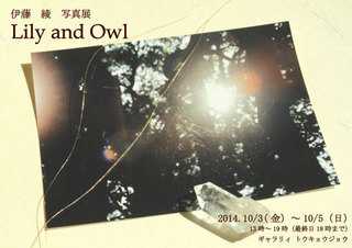 20141003-05ItoAya-LilyandOwl.jpg